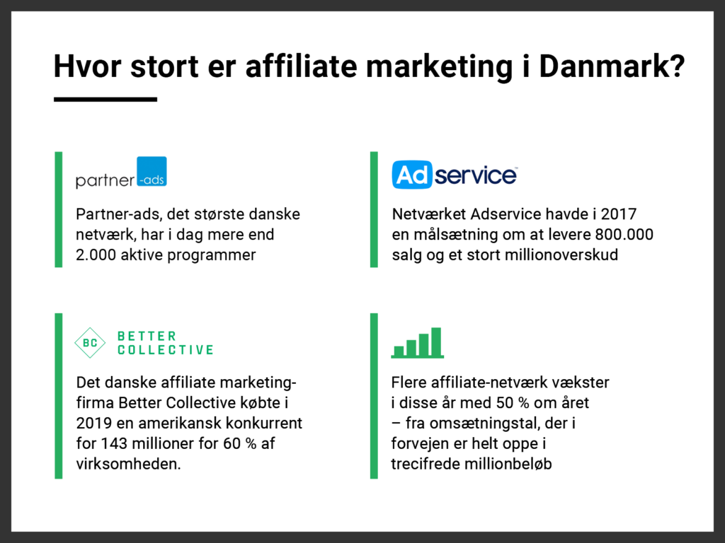 affiliate marketing statistik
